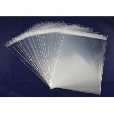 """Pack of 100 - 16"""" x 12"""" - Mounted Photograph Cellophane Display Bags Self Seal -"""