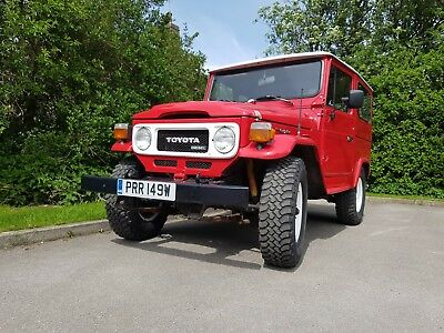 Toyota land cruiser BJ40  1980  diesel 3.0 LHD  possible P/X