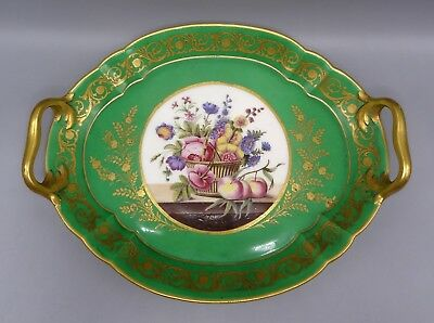 Superb Hand Painted Sevres Cabaret Tray - dated 1771