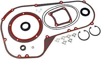 James Gasket Primary Cover Gasket, Seal and O-Ring Kit JGI-34901-94-K 04-7441