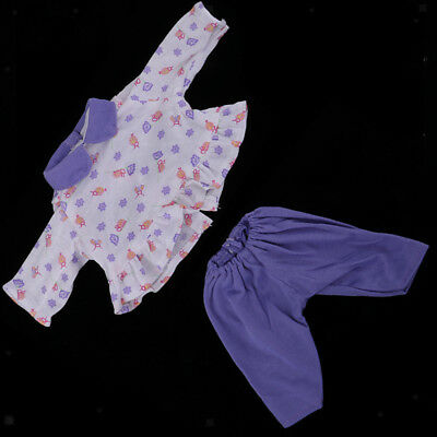 Adorable Doll Clothes Two-pieces Outfits For 18inch Our Generation Girl Doll