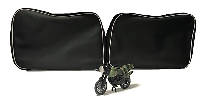 Pannier Liners Bags Inner Bags For Bmw R 1200 Rt K 1200 Gt K 1300 Gt Expandable
