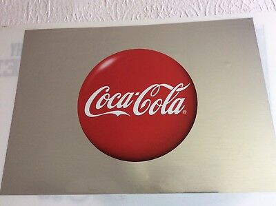 Coca Cola Collectible Large Decal- New