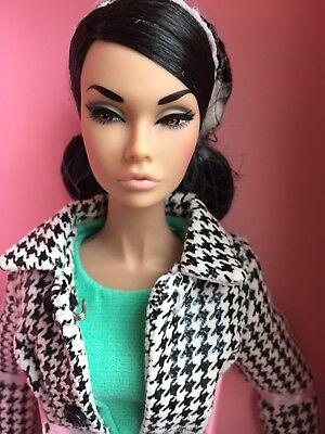 NRFB POPPY PARKER BONJOUR MADEMOISELLE INTEGRITY Doll FR FASHION ROYALTY NIB