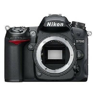 USED Nikon D7000 16.2 MP Digital SLR Body Excellent FREE SHIPPING