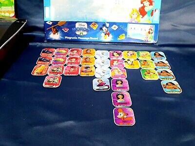 Woolworths Disney Words Tiles 25 Assorted 2019 EACH Disney Pixar Collectibles