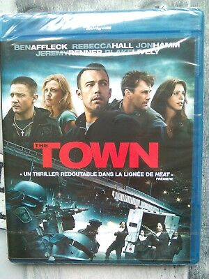 The Town , blu-ray neuf sous blister