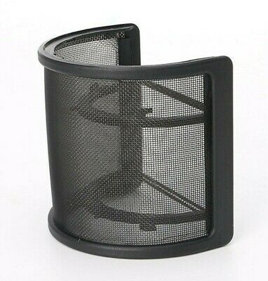Double Layer Recording Studio Microphone Wind Screen Pop Filter Shield (NEW)