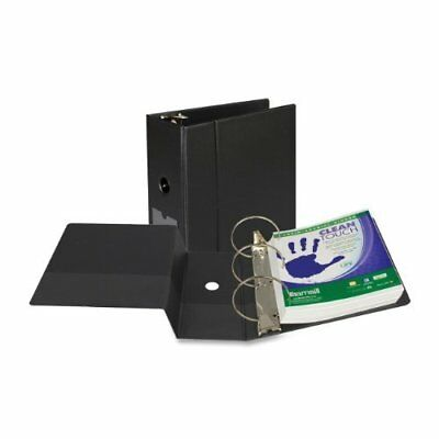 """Samsill Clean Touch 143 Ring Binder - Letter - 8.50"""" X 11"""" - 850 (sam14300)"""