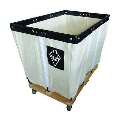 Basket Truck,16 Bu. Cap.,White,40 In. L TOUGH GUY 33W335