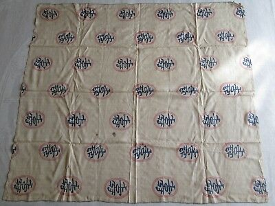 Vintage Antique Oriental Silk Fabric Textile Scarf Chinese Japanese