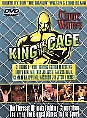 King of the Cage 5 - Cage Wars (DVD, 2001) NEW! Region1