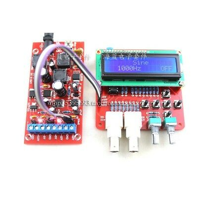 DDS Function Signal Generator + power dc 5-24v Boost ±12v ±5v Linear Regulator