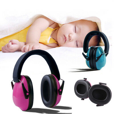 US Baby Care Hearing Protection Ear Muffs Noise Reduction Ear Defenders Safety