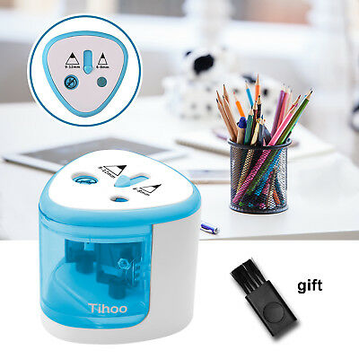 Automatic Electric Touch Switch Pencil Sharpener Cutter Kids School Home Office