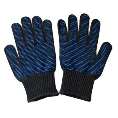 1Pc Double Side High Temperature BBQ Glove Heat Resistant Hand Protector Glove