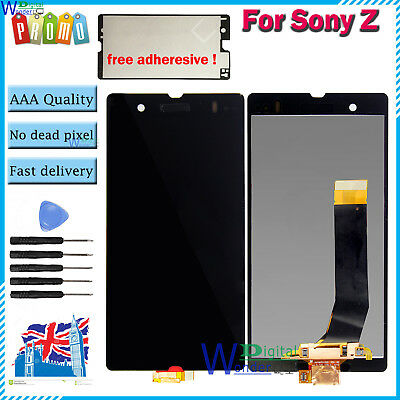 For Sony Xperia Z LT36H LT36i C6602 C6603 LCD Touch Screen Display Digitizer UK