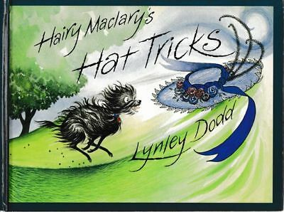 LYNLEY DODD Hairy Maclary's Hat Tricks 2007 HC Book