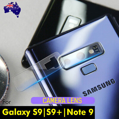 Samsung Galaxy S10 E S9 Plus Note 9 Camera Lens Tempered Glass Screen Protector