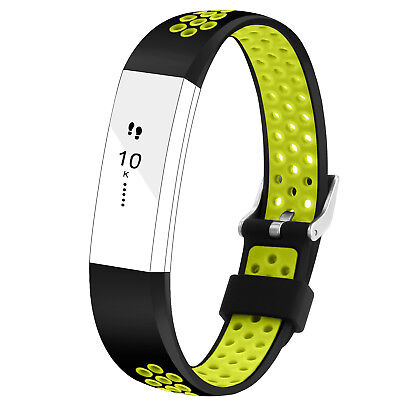 Silicone Sport Wrist Band Strap Replacement Wristband For Fitbit Alta / Alta HR