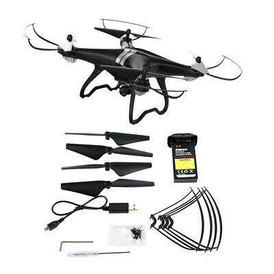 U88  RC FPV Drone Quadcopter with Headless Mode for Kids and Beginners