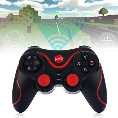 Bluetooth Gamepad Wireless Joystick Joypad Controller For Android PC System RQ