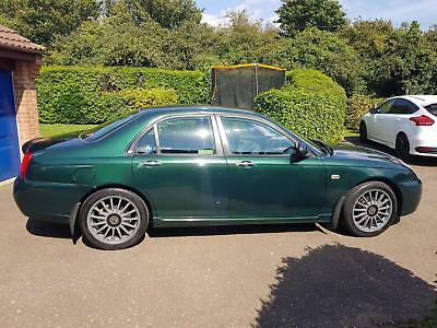 MG/ MGF ZT 2.0 CDTi 135 + DIESEL GREEN MANUAL
