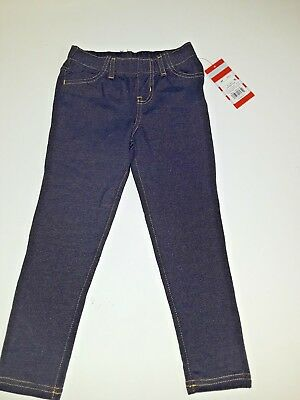 Unisex Toddler Pull-up  Blue Denim Stretch Pants by Cat & Jack size 4T