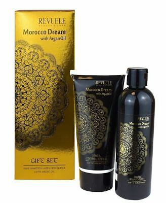 Morocco Dream with ARGAN OIL Hair Shampoo 250ml + Conditioner 200ml GIFT SET