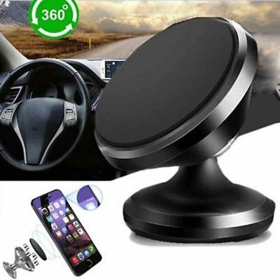 Universal 360° Magnetic Car Dashboard Mount Holder Stand For Cell Phone GPS Fine