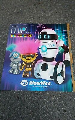 Toys R Us R Zone 31 36 Wowwee Mip Signage 45 00 Picclick