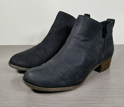 cf45605ef71f BP FRANCINE SPLIT Shaft Bootie - Black - Sz 6 M -  14.95
