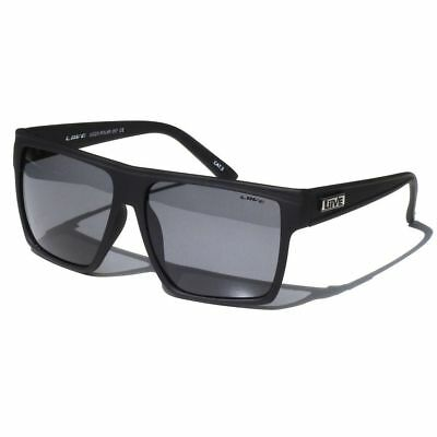 19c709eac26 Liive Vision Sunglasses - Juzzo Polar Matt Black Rubber - Live Sunglasses