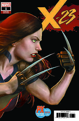 Sdcc 2018 X-23 #1 1St Printing -Px Exclusive Variant - Bagged And Boarded - New