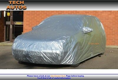 Lightweight Car Cover Water Resistant Mystere VW Golf Mk5 Mk6 Mk7