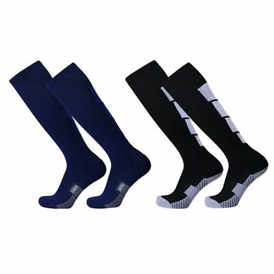 Socks Soccer Baseball Football Basketball Sport Over Knee High Athletic Sock US