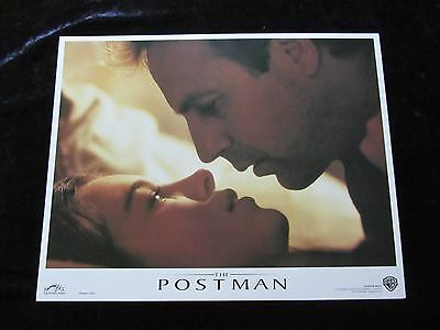 The Postman lobby card # 2 - Kevin Costner