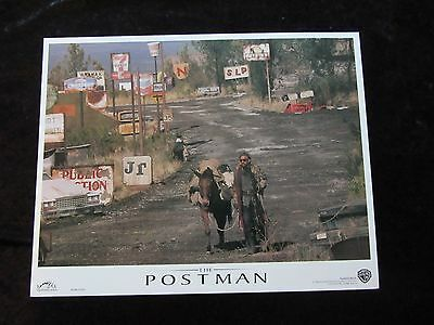 THE POSTMAN lobby card # 8 - KEVIN COSTNER