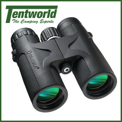 Barska Blackhawk 10 x 42 Hiking Camping Equipment Binoculars Compact Binos