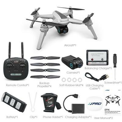 JJRC JJPRO X5 2.4G RC Drone GPS Wifi FPV 1080P Camera Quadcopter Altitude Hold