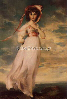 Pinkie Bgg Artist Painting Reproduction Handmade Oil Canvas Repro Wall Art Deco
