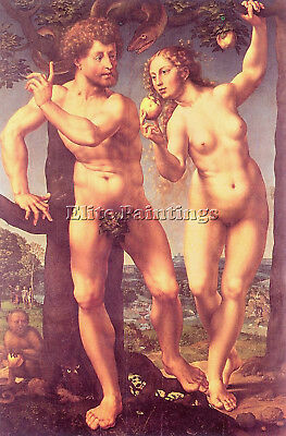 Mabuse 03 Artist Painting Reproduction Handmade Oil Canvas Repro Wall Art Deco