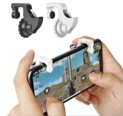 NEW Game Controller Trigger Sensitive Shoot and Aim Buttons for IOS & Android