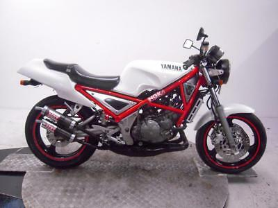 1990 Yamaha R1-Z 250 YPVS Unregistered JAP Import Barn Find Classic To Restore
