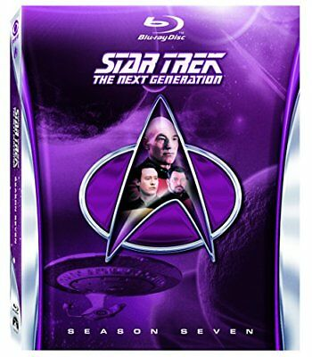Star Trek:  The Next Generation:  Season 7 [Blu-ray]