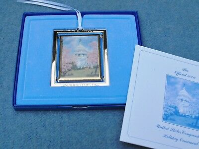 2006 United States Congressional Holiday Ornament~Boxed~CAPITAL