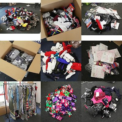 Bulk, Wholesale, Job Lot, Clearance Assorted Clothing & Home (Hats, (NT106)