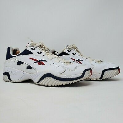 5b21ec03238 VINTAGE REEBOK G unit Red   White Sneakers Mens Size 12 -  74.99 ...
