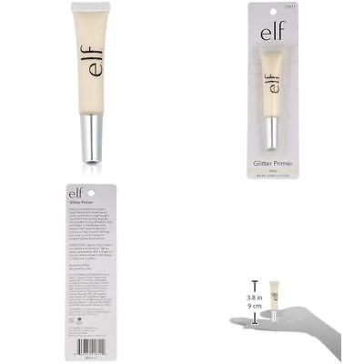 E.L.F. Glitter Primer For Use As A Foundation For Your Eye Makeup, Increases Gli