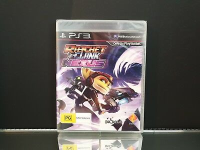 Ratchet and Clank Nexus / Ratchet & Clank NEW/SEALED PS3 - PlayStation 3 Game
